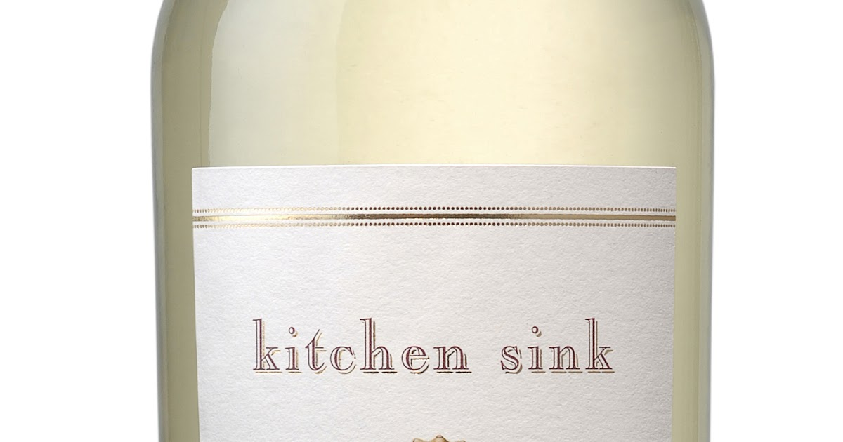Lorrie39s Wine And Food World Wine Review Kitchen Sink