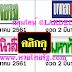 มาแล้ว...เลขเด็ดงวดนี้ หวยหนังสือพิมพ์ หวยไทยรัฐ บางกอกทูเดย์ มหาทักษา เดลินิวส์ งวดวันที่ 2/3/61