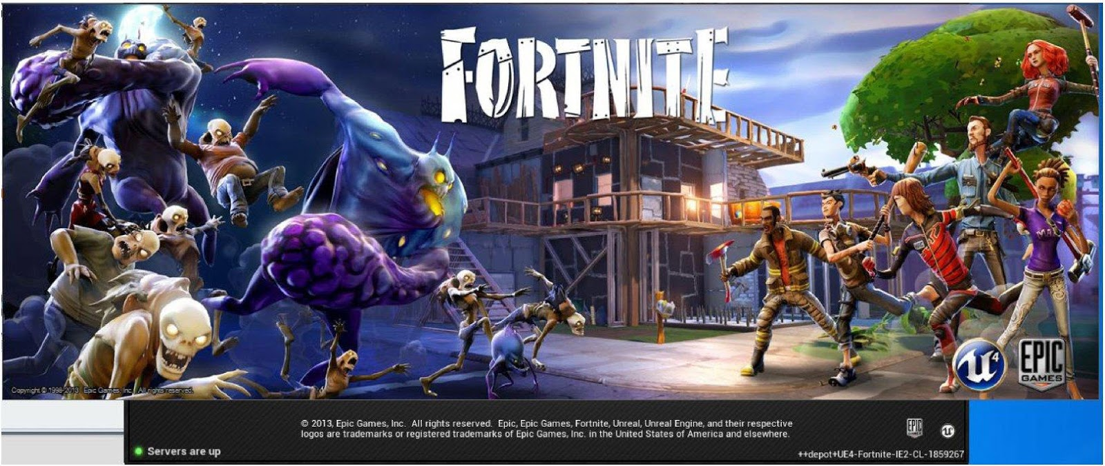 Epic games fornite