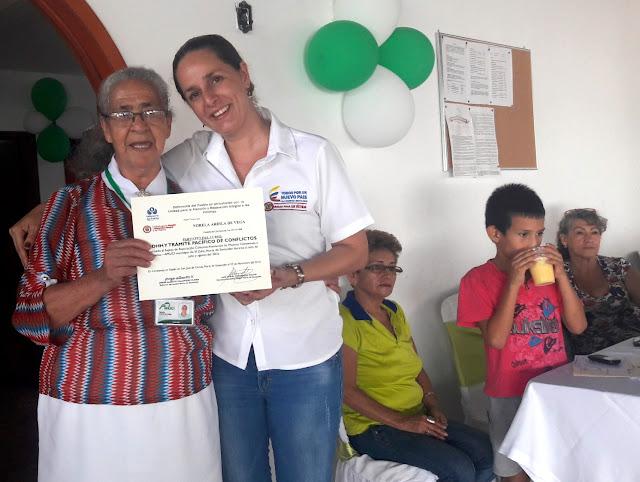 En El Zulia, Asociación de Mujeres... AMUCÍ cierra actividades 2016 #RSY #OngCF