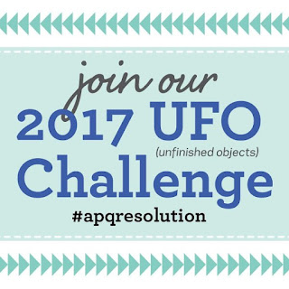 http://www.allpeoplequilt.com/how-to-quilt/finishing/2017-ufo-challenge