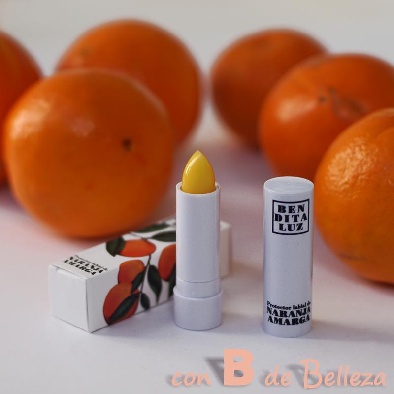 Balsamo naranja Bendita luz