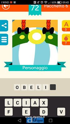 Iconica Italia Pop Logo Quiz soluzione pacchetto 6 livelli 72-100