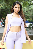 Tanya Hope in Crop top and Trousers Beautiful Pics at her Interview 13 7 2017 ~  Exclusive Celebrities Galleries 046.JPG