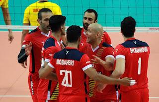 Cúp các CLB nam vô địch châu Á 2018: CLB Khatam Ardakan (Iran) đăng quang