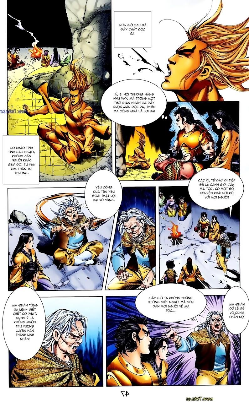 Cơ Phát Khai Chu Bản chapter 111 trang 9