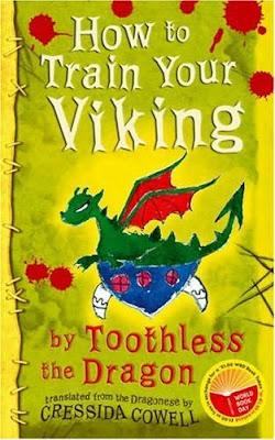 News: Como Treinar o seu Viking, de Cressida Cowell. 13