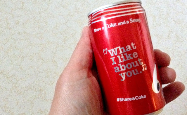 What I Like About Coca-Cola #ShareMemories