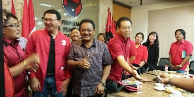 Ahok Bergabung ke PDIP, PA 212: Cocok