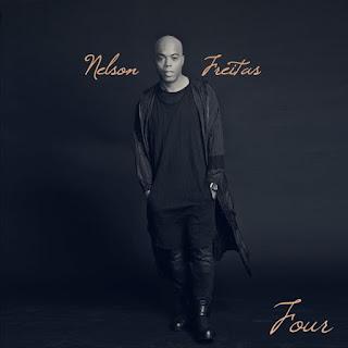 Capa novo álbum de Nelson Freitas