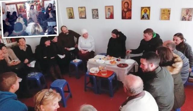 Σκόπια: Κρύβονται σαν... τρομοκράτες οι 2.000 χριστιανοί!