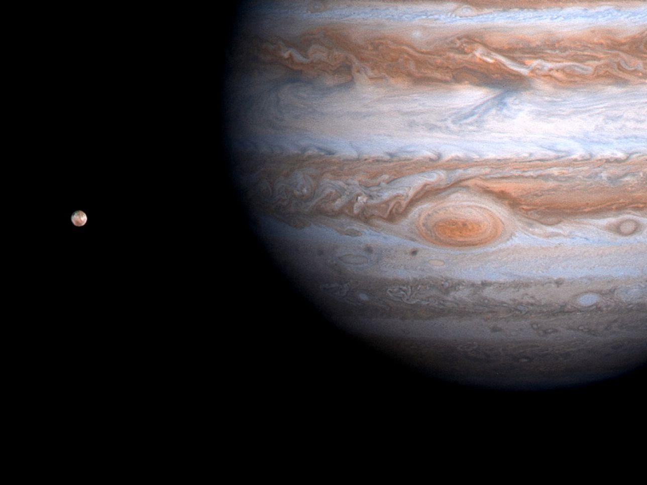 Jupiter Wallpaper Barong Wallpapers