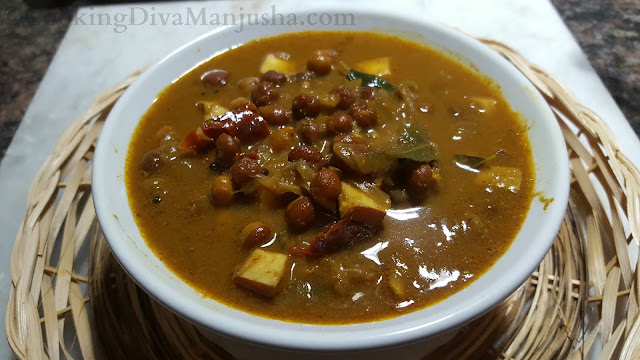 How-to-make-nadan-kadala-curry-recipe