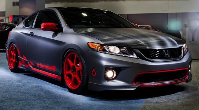 2016 Honda Accord Body Kit