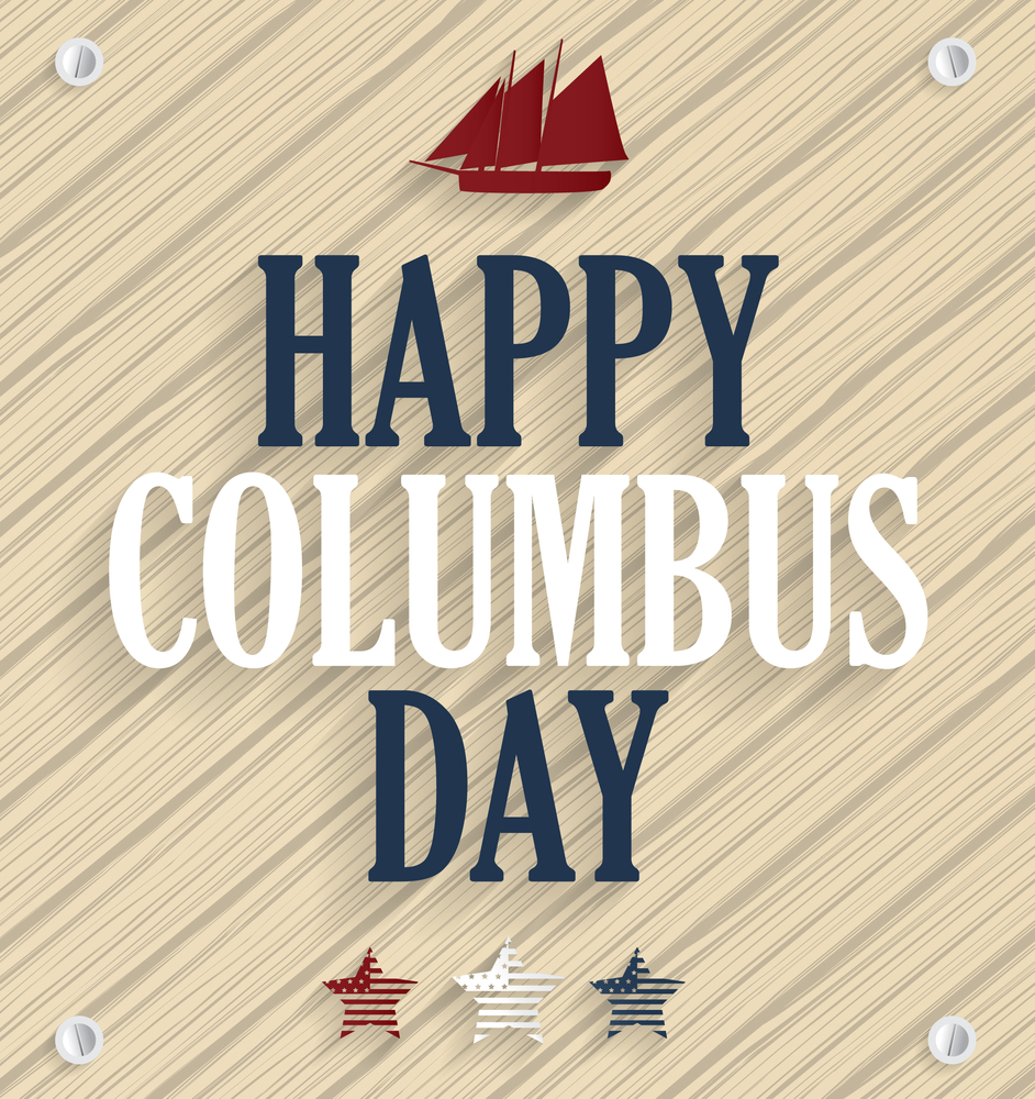 When Is Columbus Day 2017
