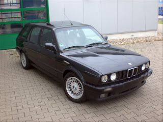 Automotive Database Bmw 3 Series E30