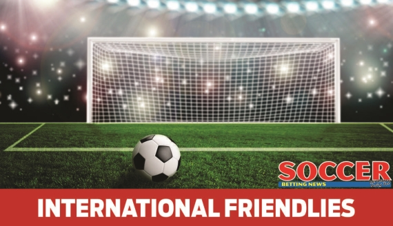 International Friendlies from 2-7 June in preparation for the 2018 World Cup