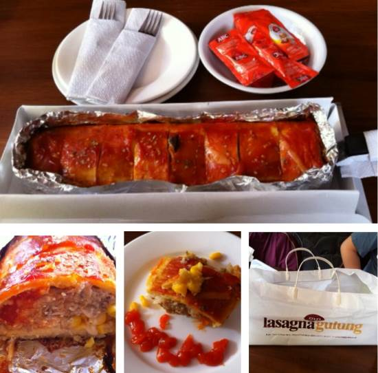 Lasagna Gulung wisata kuliner bogor