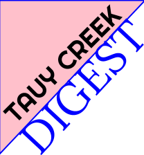 Tauy Creek Tauy Creek Digest 49 Garfield Alone