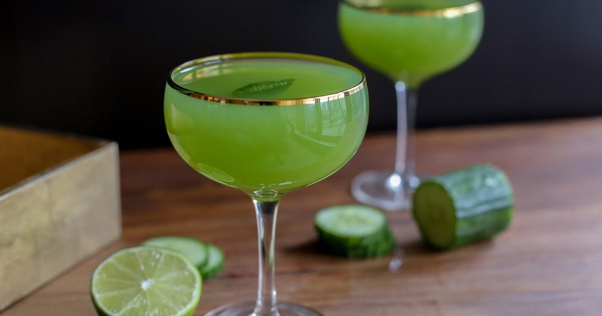 smart cookie green cocktail. Black Bedroom Furniture Sets. Home Design Ideas