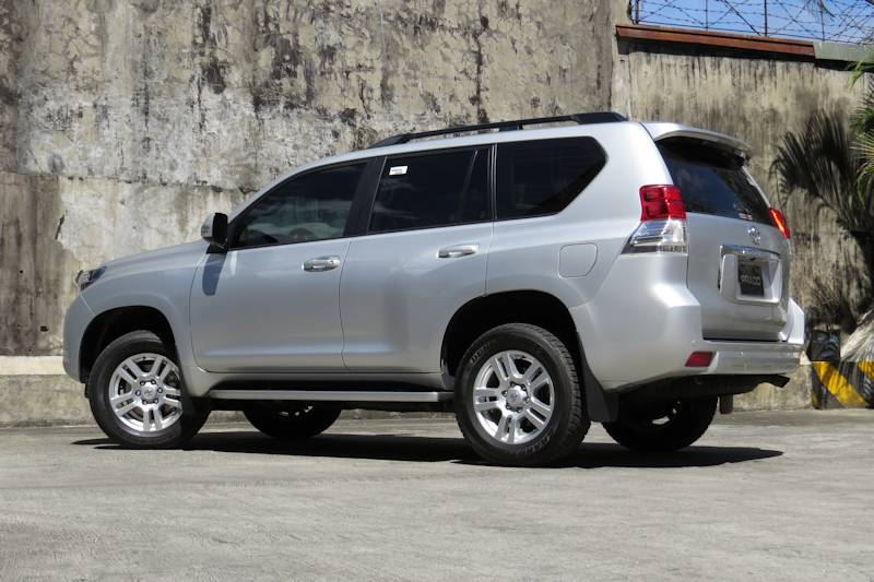 Review: 2013 Toyota Land Cruiser Prado 4 0 V6 | Philippine Car News