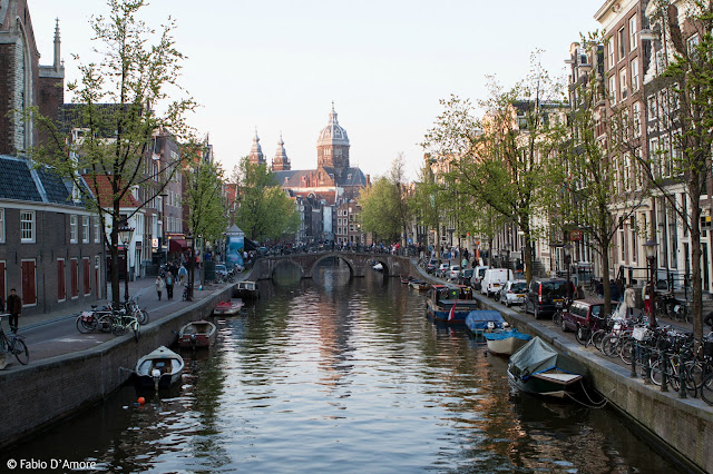 Canale -Amsterdam