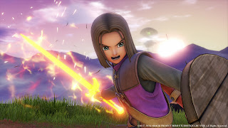 Dragon Quest XI Xbox 360 Background