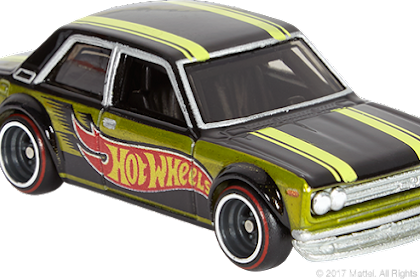 Hot Wheels Mail-in Series 2017