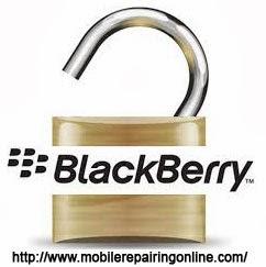 blackberry unlocking solution