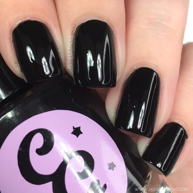 Chaotic Glitz Black