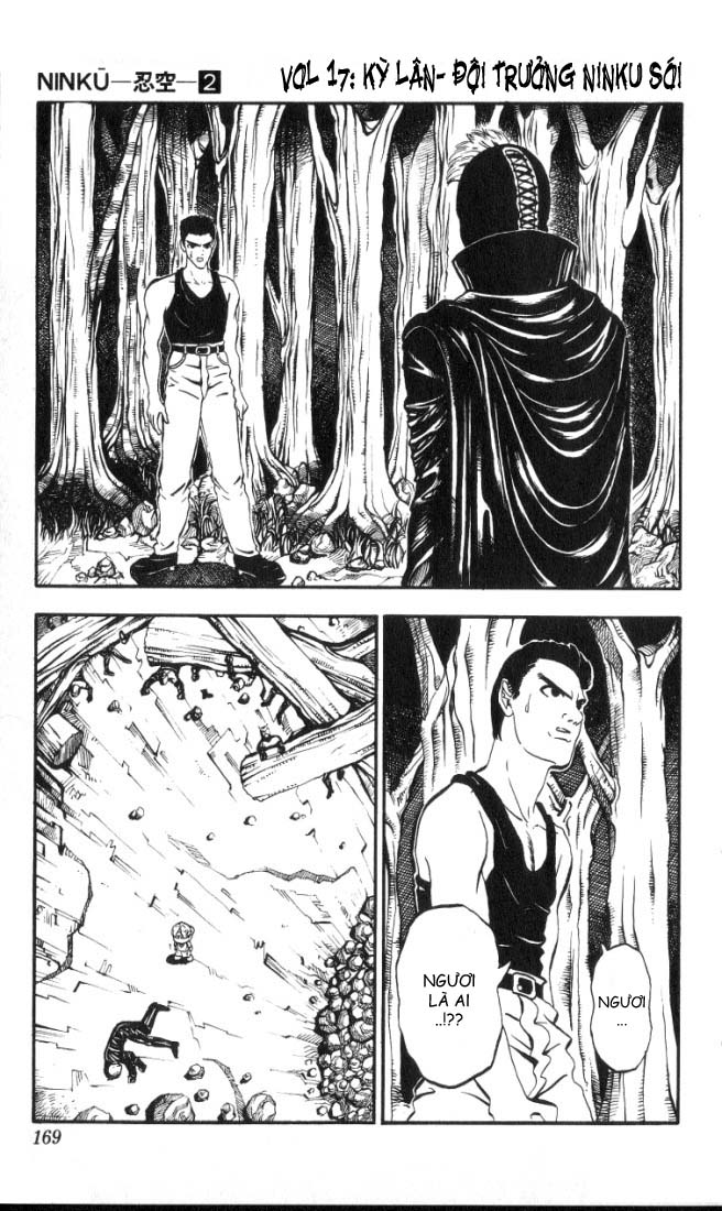 NINKU vol 17 trang 3