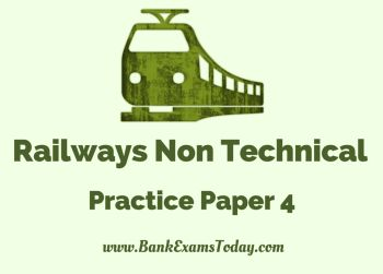 Rrb Non Technical Question Papers Pdf