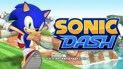 App Sonic Dash para Android