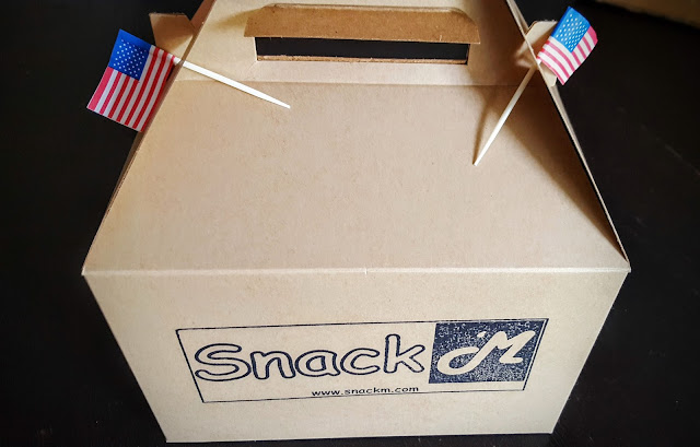 snack'm subscription box