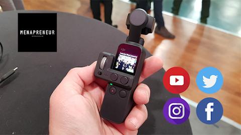 أصغر كاميرا رقمية في العالم تراود الـ youtubers و الـinfluencers بإمكانياتها رغم صغر حجمها