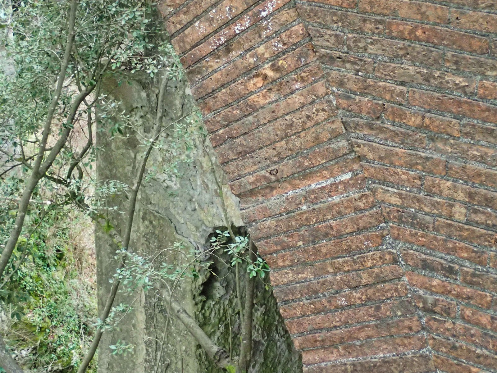 Acquedotto Acqua Marcia.Asd Natura D Abruzzo Acquedotto Romano Di Acqua Marcia
