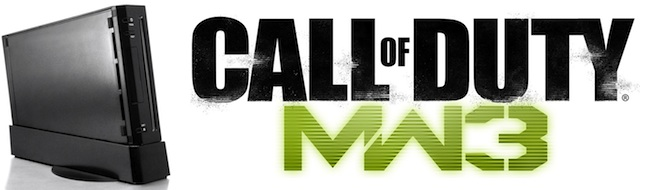 Modding your Wii for Call of Duty Modern Warfare 3