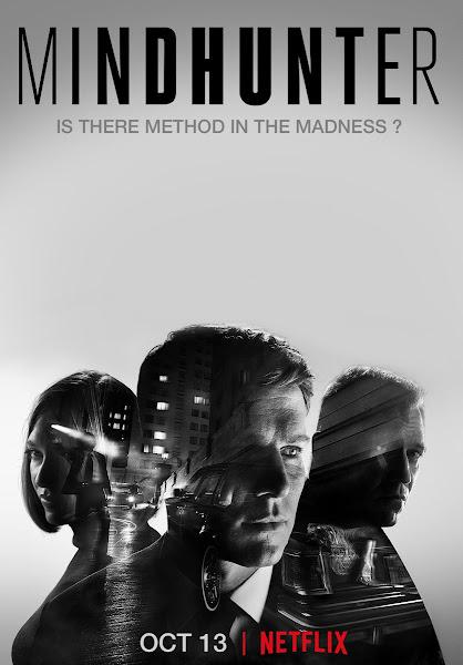 Poster of Mindhunter Season 1 Dual Audio [Hindi-DD5.1] 720p HDRip ESubs Download
