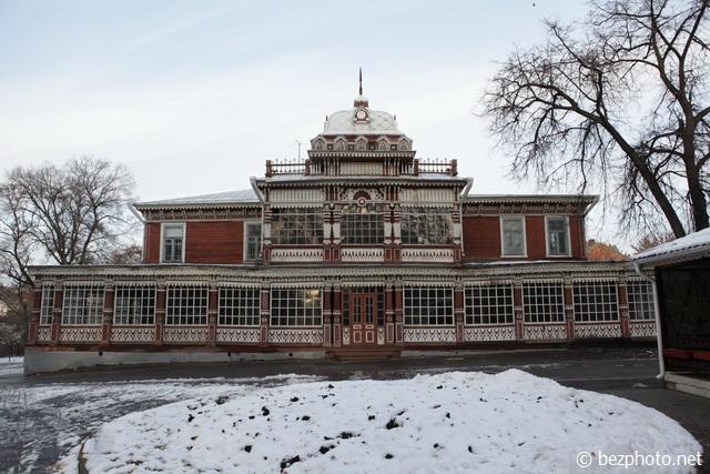 летний клуб дворянского собрания в Рязани