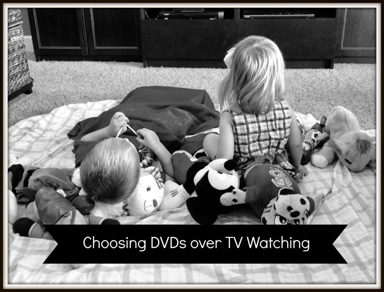 DVDS over TV