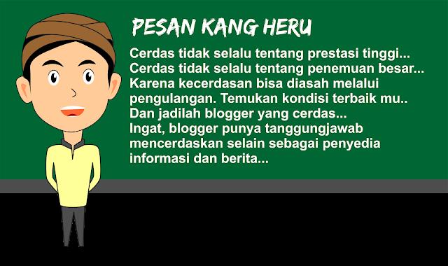 Blogger Cerdas dan Berbakat