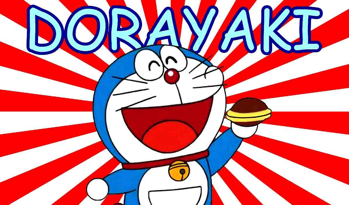 Resep Dorayaki Doraemon Lezat