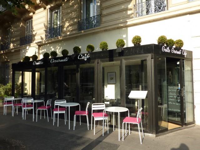 Restaurante Gentle Gourmet Café em Paris