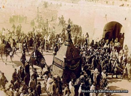 Kiswah Kaabah [4]