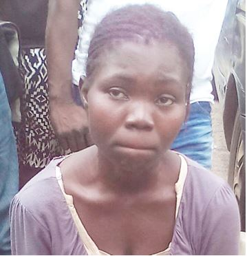 Woman Stole 2-Year-Old Baby In Lagos To Replace Her Daughter