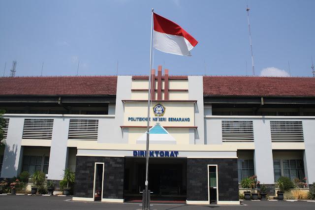 Info Pendaftaran Mahasiswa Baru (POLINES) Politeknik Negeri Semarang 2019-2020