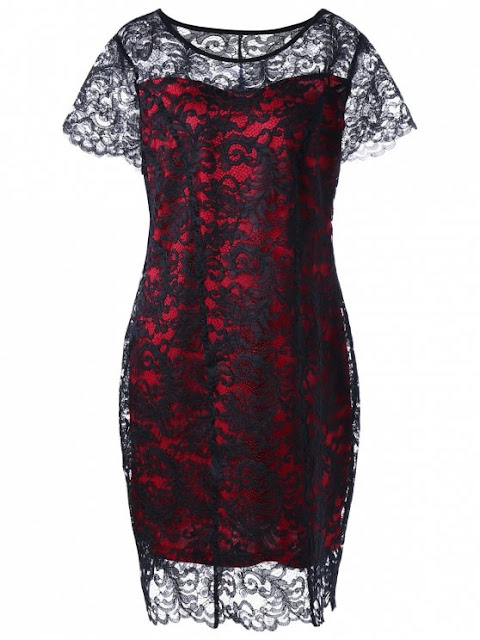 Wishlist, Moda, wishlist zaful, loja zaful, Dicas de moda, moda feminina, publipost, vestido de duas cores