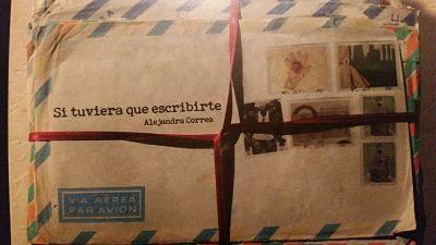 Si tuviera que escribirte- Alejandra Correa- reseñas