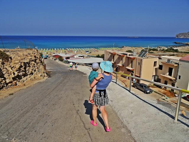 Falassarna Kreta jak dojechać?