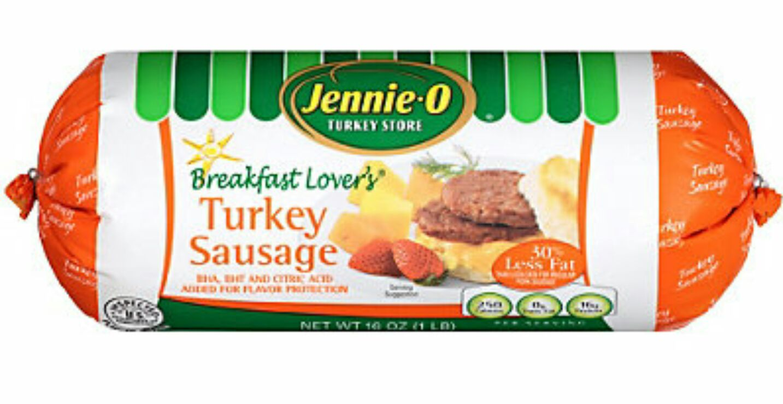 HEB Bargains: Jennie-O Turkey Sausage $1 Each (Save 50%!) | Hunting Bargains At HEB